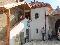 Slavnostní otevření nových prostor v muzeu v Sušici