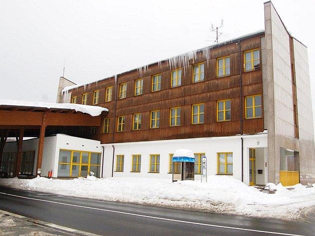 Bývalá celnice v Alžbětíně, ilustrační foto