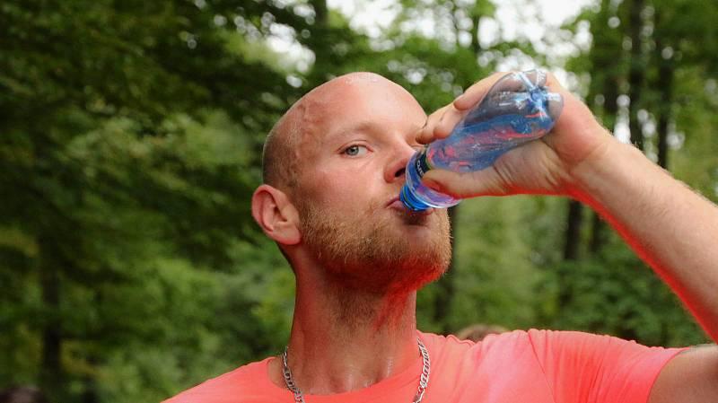 Petr Vaněček přepsal svůj nejlepší čas na půlmaratonské trati.