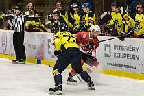 Hokejisté SHC Klatovy utrpěli děsivý debakl.