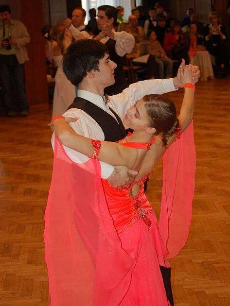 Velká cena města Klatov v tanečním sportu