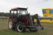 Pro některé účastníky byla sobotní traktoriáda v letošním roce již několikátým závodem v pořadí.