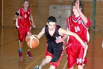 Kadeti U16 TJ Klatovy v dalším utkání basketbalové extraligy potvrdili roli favorita a porazili před domácím publikem tým  ze dna průběžné tabulky BA Sparta Praha 101:69