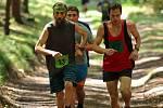 Běžci si tradiční závod Zelenským údolím užili.