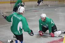 Klatovští hokejisté vyrazili 5. srpna poprvé na led.