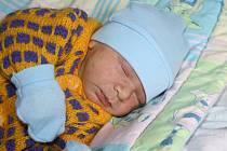 Robert-Mário Herits ze Strážova se narodil v klatovské porodnici 4. června ve 13.17 hodin. Vážil 3300 gramů a měřil 49 cm. Rodiče Herits Solomia a Cote Remus věděli dopředu, že jejich prvorozené miminko bude chlapeček.