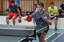 Okresní přebor žactva ve stolním tenisu 2018
