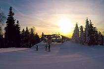 Ski&Bike Špičák 7. února 2019