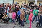 Zahájení turistické sezony v Klatovech 2016.