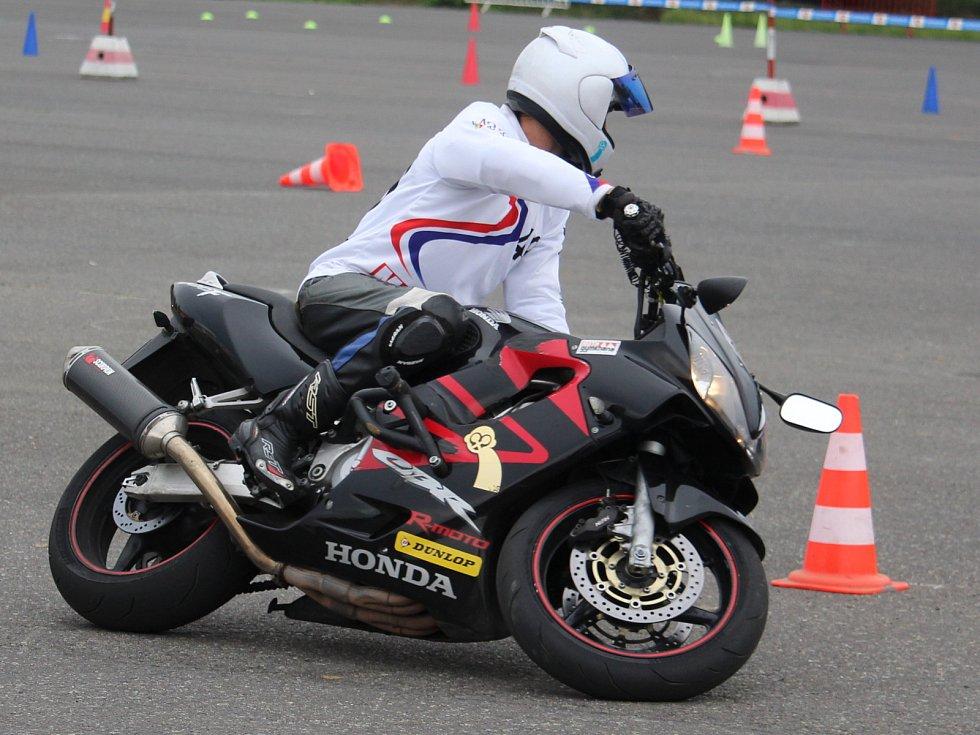 Mistrovství Evropy v disciplíně Moto Gymkhana 2018 v Janovicích nad Úhlavou