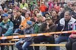 Czech Cup Timbersports 2015 v Sušici.