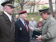Den veteránů v Klatovech