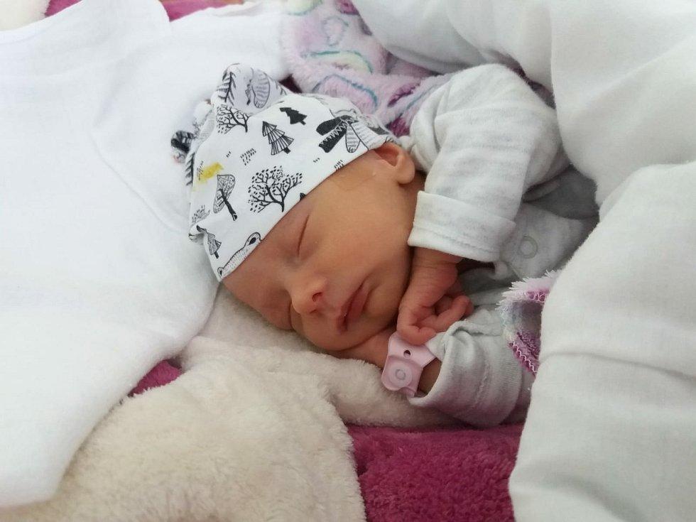 Anna Strádalová se narodila 20. května 2021 v 8:21 (1960 g, 46 cm) ve Fakultní nemocnici v Plzni mamince Petře a tatínkovi Radkovi z Nového Spálence.