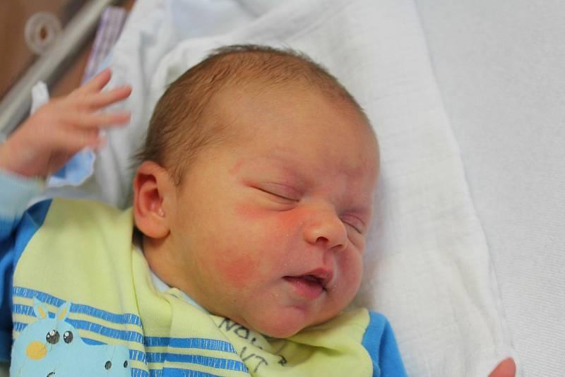 Soňa Pechová zKlenčí pod Čerchovem se narodila vklatovské porodnici 24. září v8:30 hodin. Rodiče Dagmar a Karel věděli dopředu, že jejich druhorozeným miminkem smírami 3590 g a 51 cm bude holčička. Doma na sestřičku čekal čtyřletý Tadeášek.