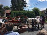 Oslavy 120. výročí založení SDH a sraz rodáků slavili místní po celý víkend v Újezdě u Plánice.