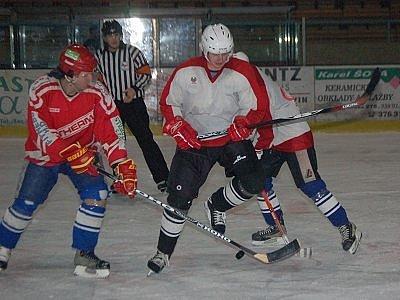 Soutěžní ročníku 2007/2008  okresního hokejového přeboru mužů Bohemia Lon Cup vyvrcholil v neděli na ledě klatovského zimního stadionu.
