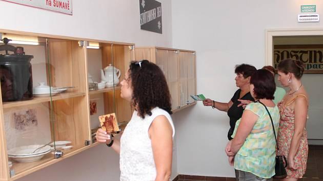 Otevření pivovarnického muzea v Dešenicích