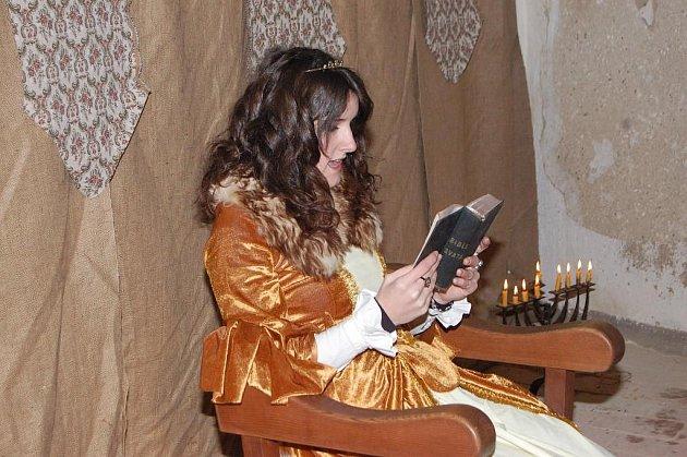 Vánoce na hradě Rabí aneb Večery při svíčkách v sobotu 18. 12.