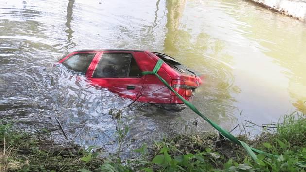 Nehoda u Balkov.