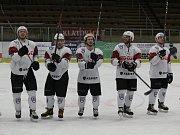 2. liga 2017/2018: Klatovy (bílé dresy) - Kolín 3:0