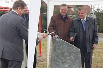 Zahájení stavby severozápadního obchvatu Klatov