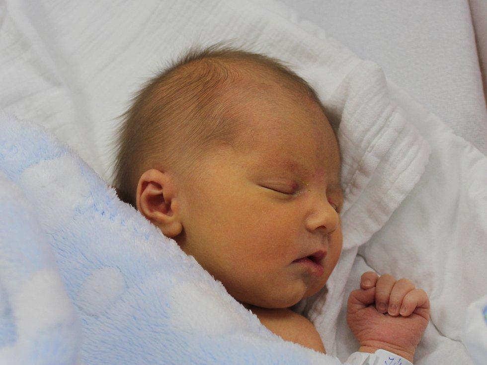 Miroslav Jílek z Horažďovic se narodil v klatovské porodnici 17. ledna v 18.34 hodin (2790 g, 50 cm). Pohlaví svého prvorozeného miminka si rodiče Eliška a Miroslav nechali jako překvapení na porodní sál.