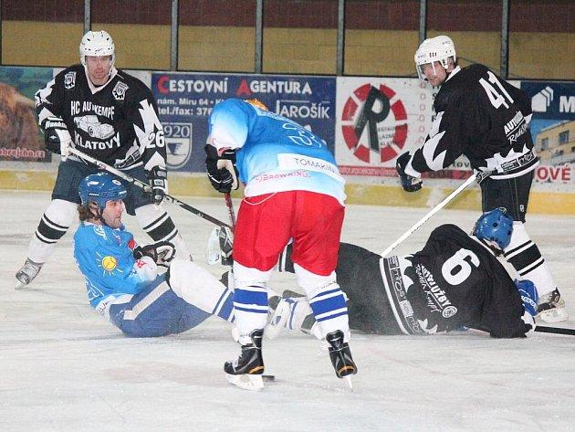 HC Autokempf Klatovy – HC 2009 Nýrsko 10:3