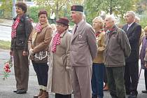 Oslavy 28. října v Klatovech