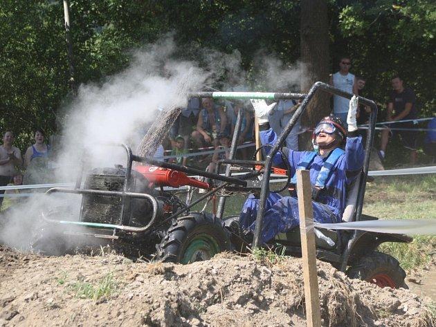 Traktoriáda v Mlázovech 2013