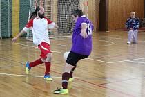 Zimní amatérská liga: PS Křeč Mochtín - Draci Klatovy
