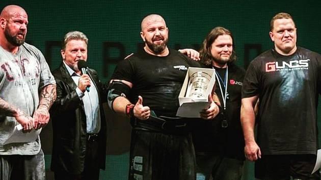 Jiří Vytiska vyhrál titul.
