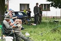 Rybářské závody ve Lhovicích