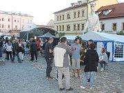 Kašperskohorské slavnosti si o uplynulém víkendu nenechalo ujít spoustu návštěvníků.