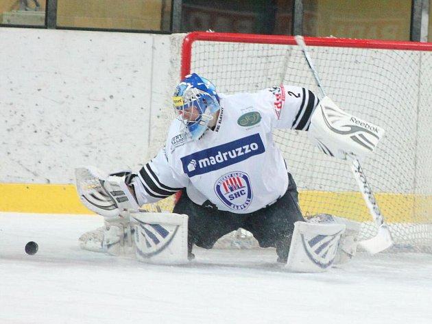Klatovy (bílé dresy) - Sokolov 7:3
