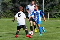 Mládežnický fotbal, archivní fotogalerie.