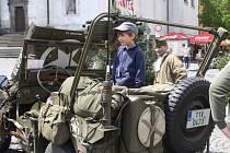 Oslavy konce druhé světové války v Klatovech