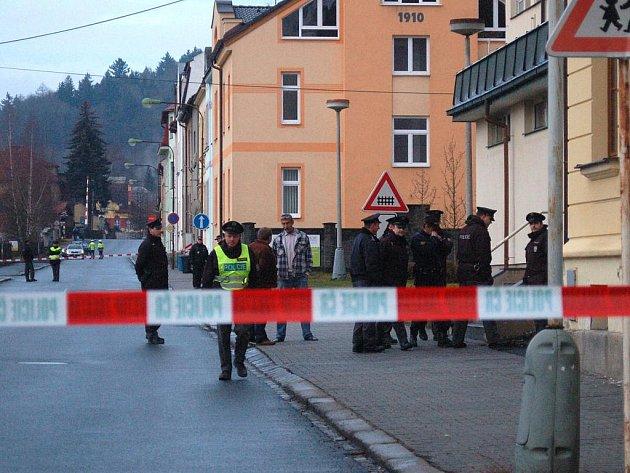 Budovu ISŠ Klatovy vyklidila v úterý ráno bomba