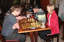21. ročník Matoušova memoriálu, turnaje v bleskovém šachu dvojic.