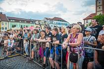 O víkendu 19. - 21. května 2017 se v Sušici konaly Sušické slavnosti.