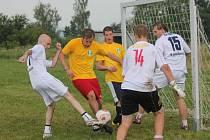 16. ročník turnaje v malé kopané Atrium Cup v Třebomyslicích.