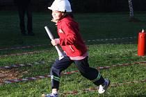 V Běšinech soutěžili mladí hasiči.