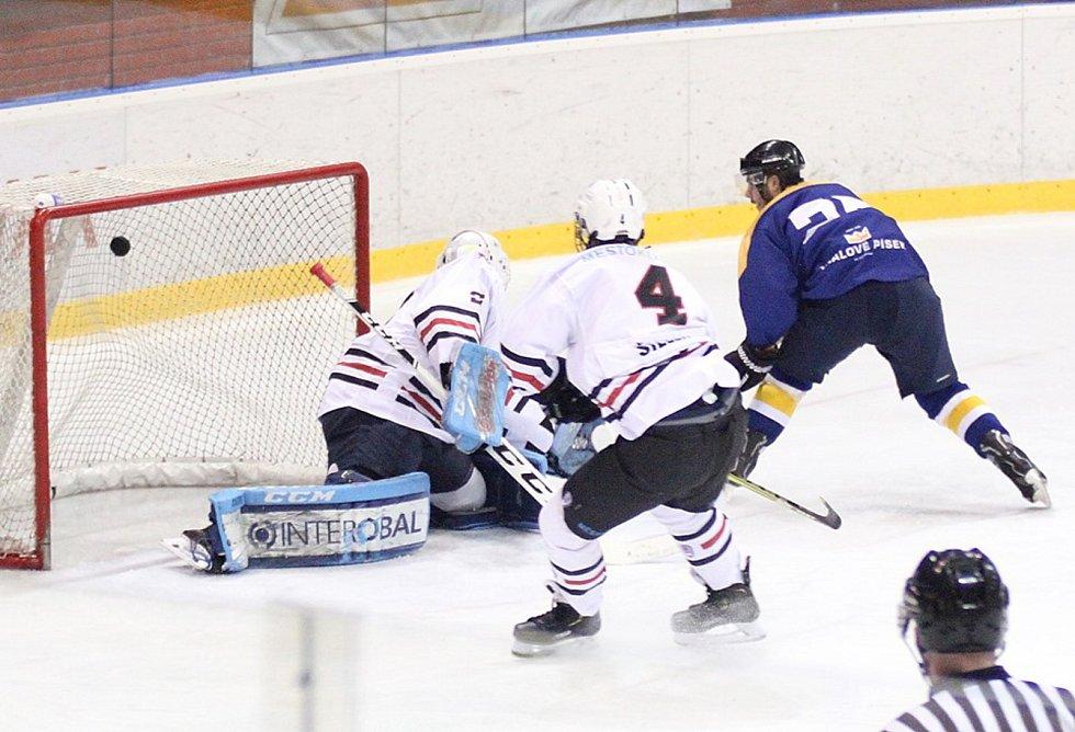 Klatovy nezvládly gólovou divočinu v Příbrami.