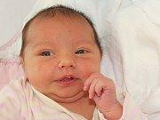 Tereza Kocumová ze Sušice (3280 g, 49 cm) se narodila v klatovské porodnici 23. ledna v 11.09 hodin. Z narození dcery mají radost maminka Ludmila a tatínek Jan.