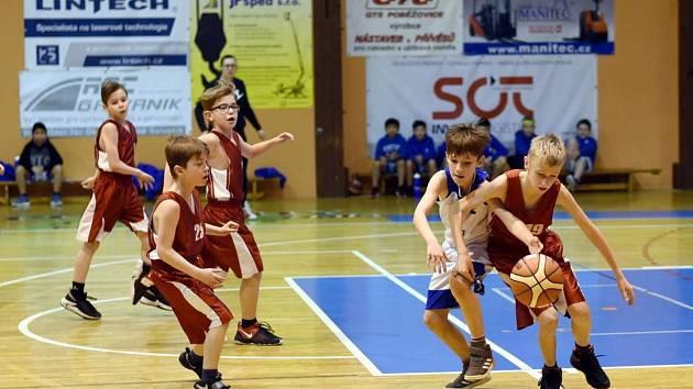 Nejmladší basketbalisté Klatov porazili v prodloužení Lokotku.