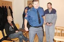 Zdeněk Rubáš a Josef Hochman se opět sešli u soudu.