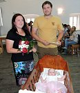 Vítání občánků v Dešenicích.
