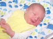 Jan Matějka z Petrovic u Sušice (3400 g, 50 cm) se narodil v klatovské porodnici 16. října v 13.31 hodin. Rodiče Lucie a Jan si nechali pohlaví miminka jako překvapení až do poslední chvíle. Z brášky má radost i Lucinka (3,5 roku).