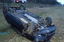 Nehoda u Strážova