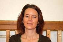 Zuzana Navrátilová, učitelka ZŠ Hrádek.