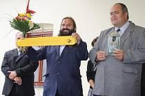Vyhlášení výsledků soutěže vesnice roku 2011 v Chanovicích